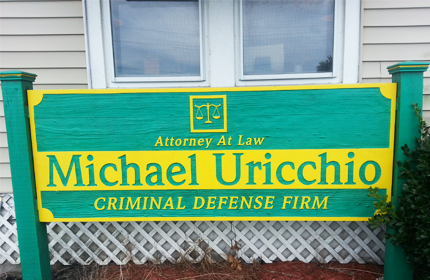 uricchio law firm charleston county jail